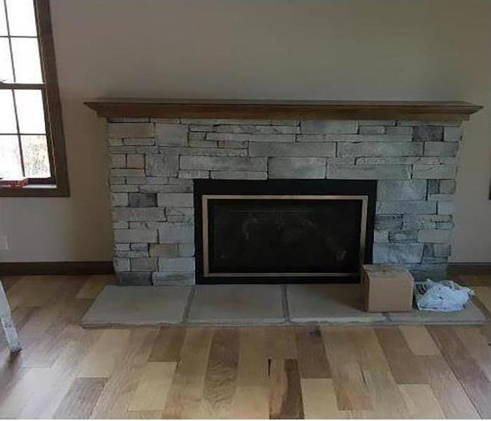 restore home after a fire